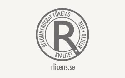 Innehavare av R-licens